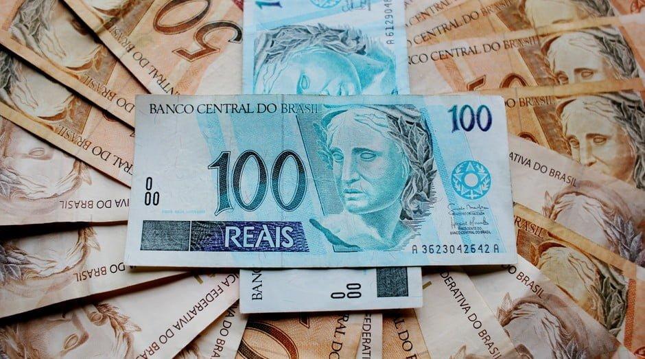 moeda brasileira, real